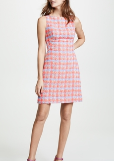 Zac Posen Tweed Dress