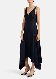 Zac Posen Women's Crêpe De Chine Cocktail Dress
