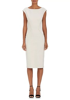 Zac Posen Women's Embellished Sleeveless Sheath Dress