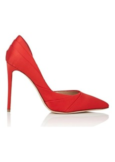 Zac Posen Women's Michelle Satin Pumps