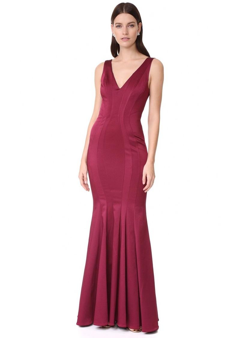 Zac Posen ZAC Zac Posen Ronnie Gown | Dresses