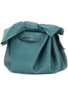 ZAC Zac Posen bow detail drawstring crossbody bag