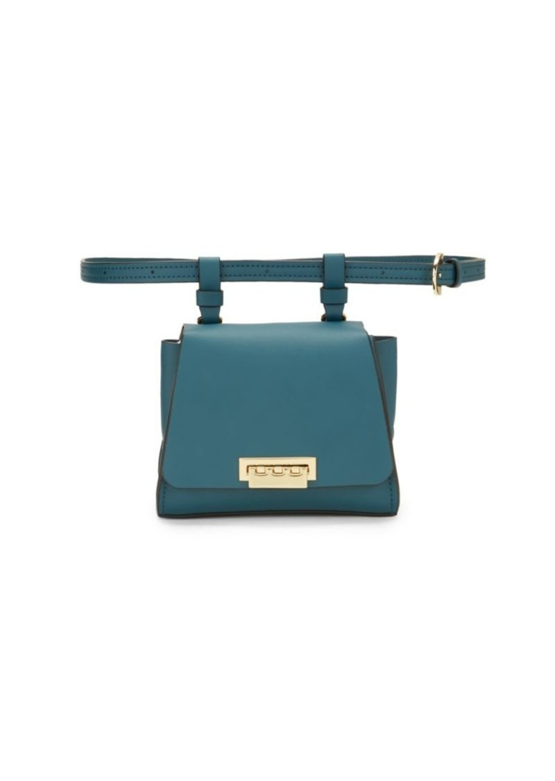 ZAC Zac Posen Eartha Mini Leather Belt Bag