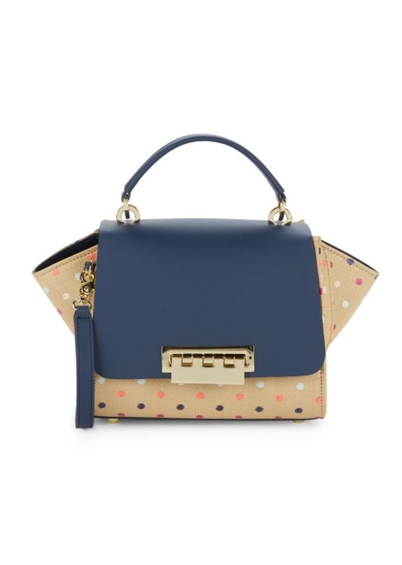 ZAC Zac Posen Eartha Polka Dot Crossbody Bag