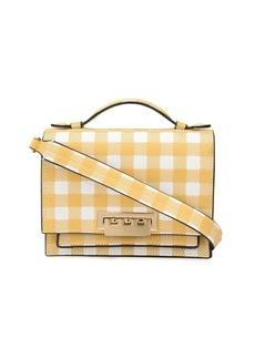 ZAC Zac Posen Earthette accordion mini shoulder bag