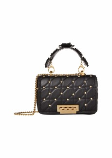 ZAC Zac Posen Earthette Small Soft Chain Shoulder - Solid Studded