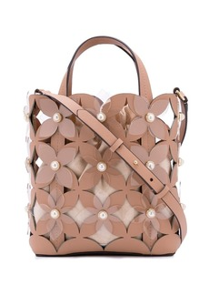 ZAC Zac Posen Floral Bouquet Small North/South Shopper bag