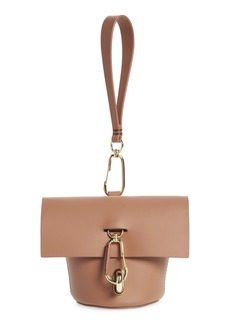 ZAC Zac Posen Belay Calfskin Leather Museum Wristlet