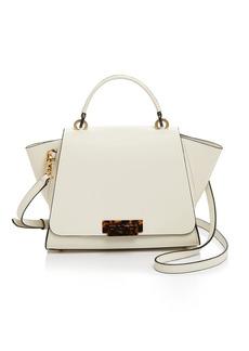 ZAC Zac Posen Eartha Leather Medium Top Door Handbag