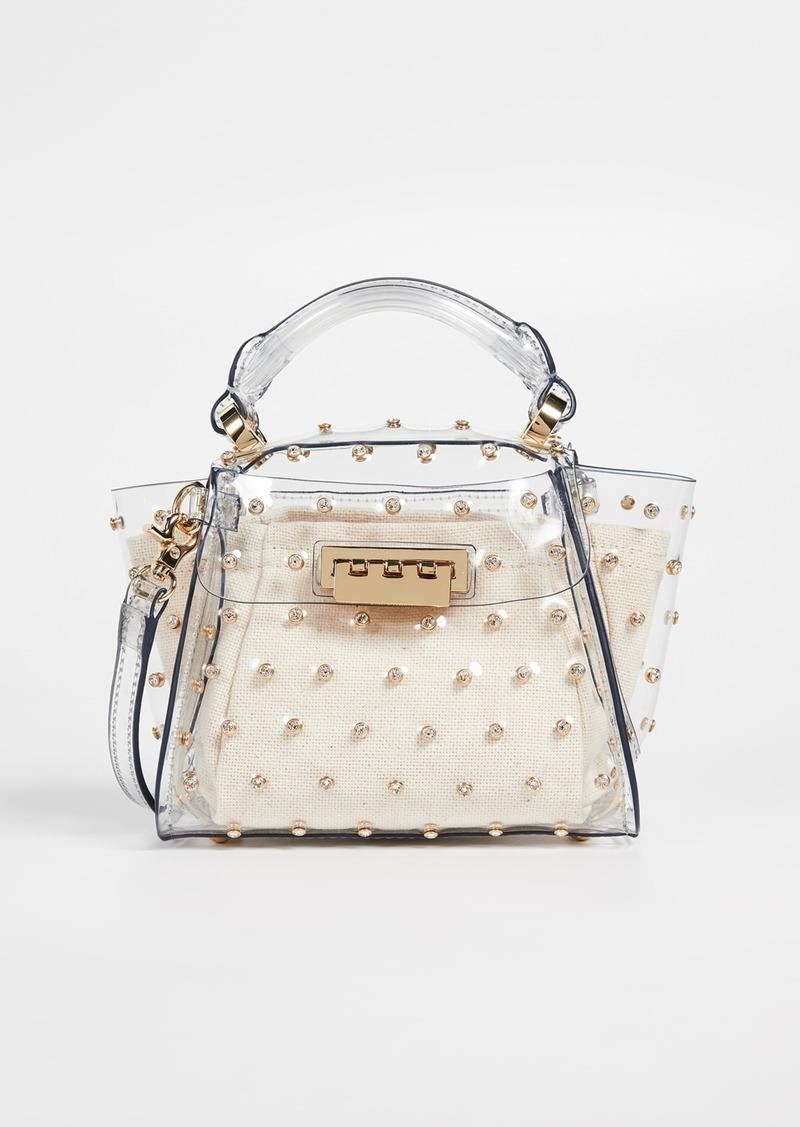 ZAC Zac Posen Eartha Mini Crystal Lady Top Handle Bag