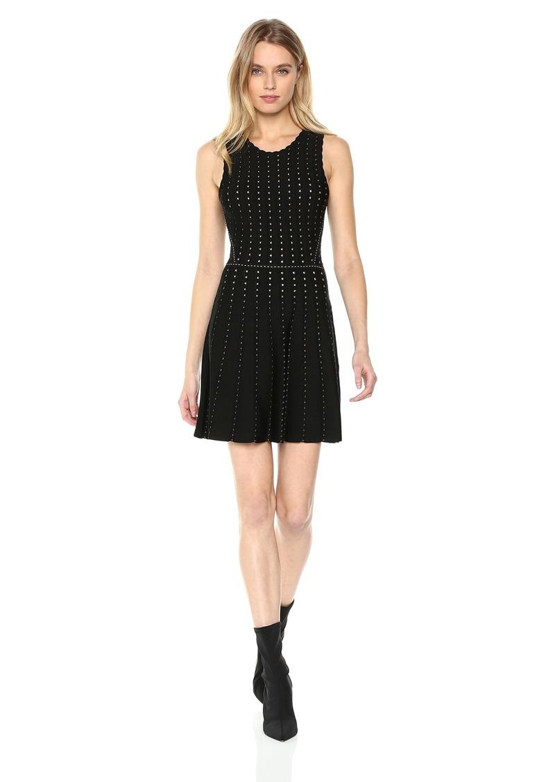 ZAC Zac Posen Women's Eugenie Sweater Dress  XL