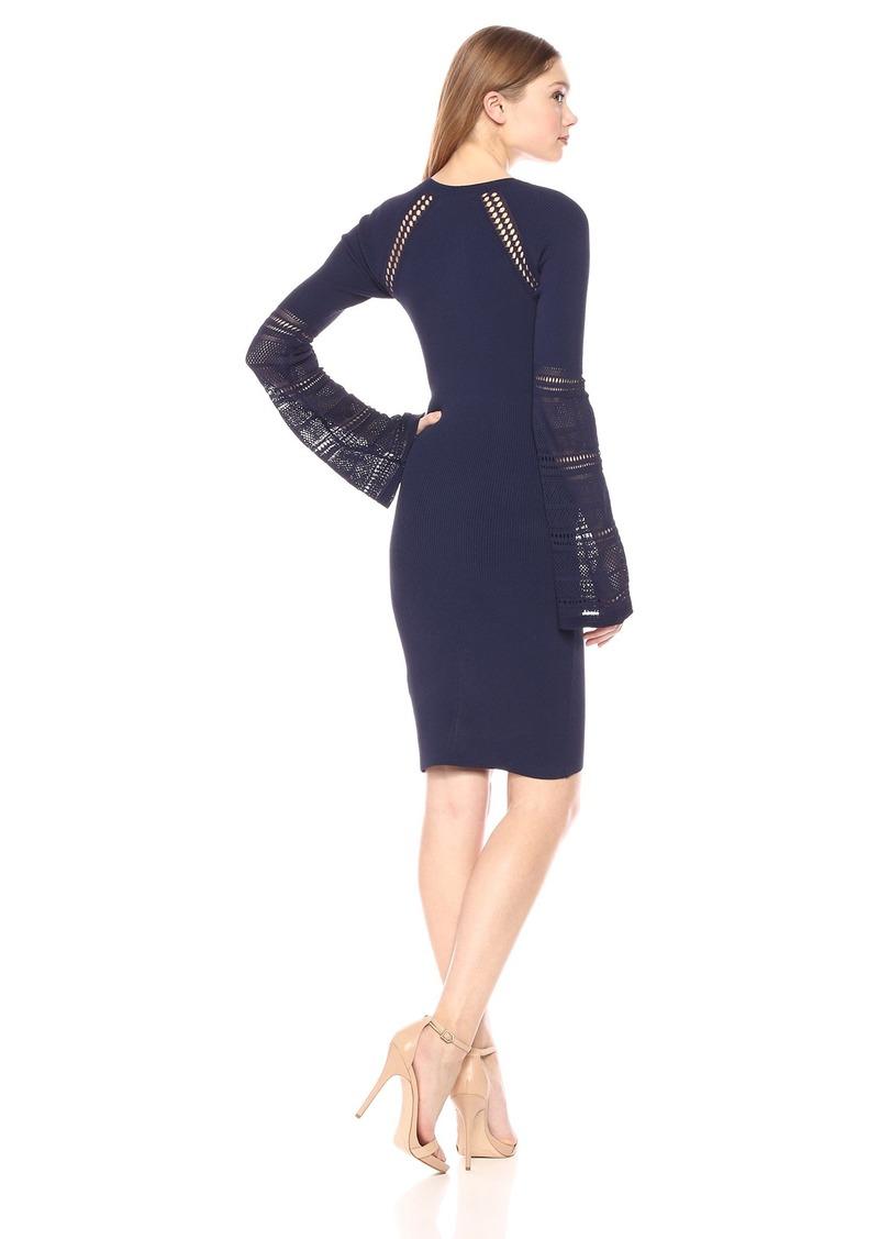 ZAC Zac Posen Women's Jill Sweater Dress  M