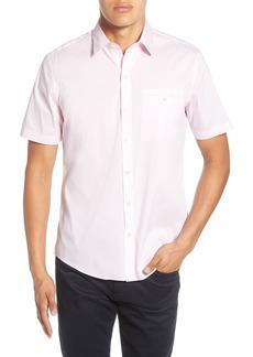 Zachary Prell Baumann Regular Fit Shirt
