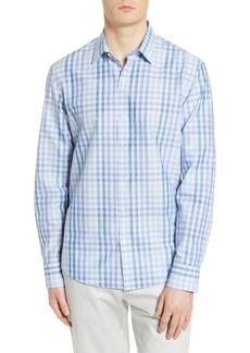 Zachary Prell Coe Regular Fit Long Sleeve Shirt