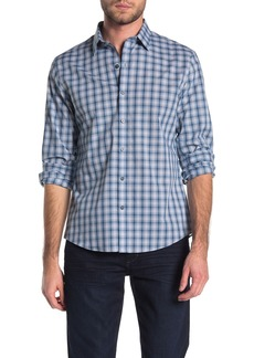 Zachary Prell Plaid Modern Fit Shirt