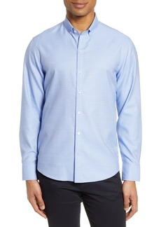 Zachary Prell Bethea Classic Fit Dobby Button-Down Shirt