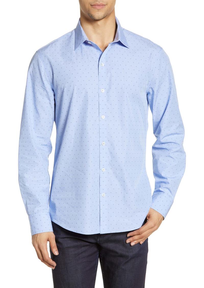 Zachary Prell Cabrera Regular Fit Shirt