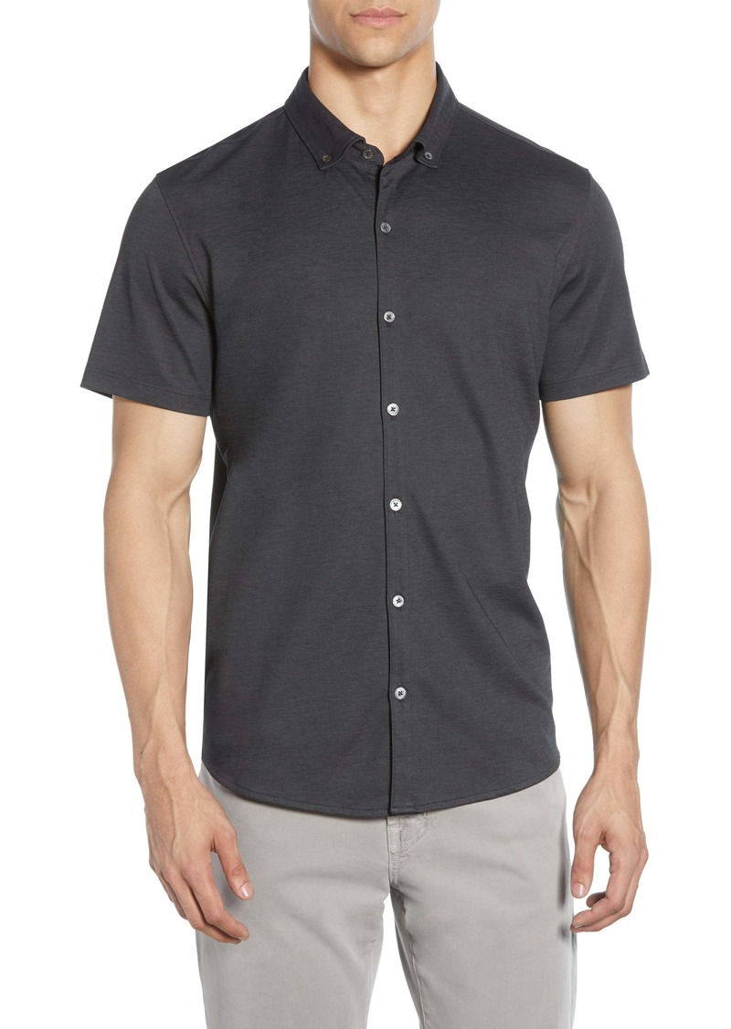 Zachary Prell Caruth Regular Fit Short Sleeve Shirt