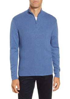 Zachary Prell Higgins Quarter Zip Sweater