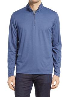 Zachary Prell Marion Regular Fit Quarter Zip Pullover