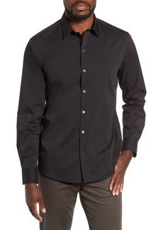 Zachary Prell Mulberry Regular Fit Shirt