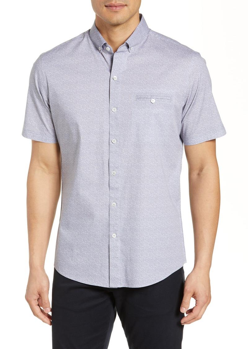 Zachary Prell Parenty Regular Fit Shirt