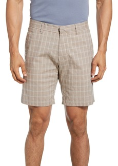 Zachary Prell Plaid Shorts