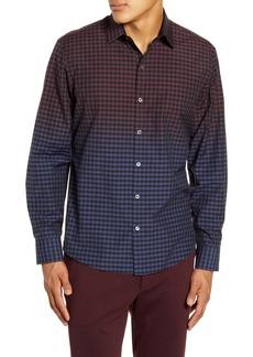Zachary Prell Randy Regular Fit Button-Up Shirt