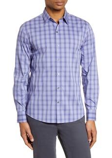Zachary Prell Sedore Plaid Button-Up Shirt