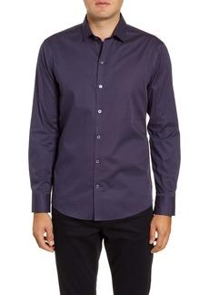 Zachary Prell Shea Regular Fit Button-Up Shirt