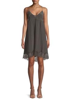 Zadig & Voltaire Coralie Mini Dress