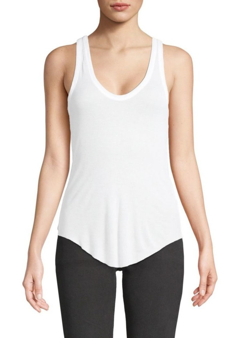 48434850ca8 Dean Rib-Knit Tank Top