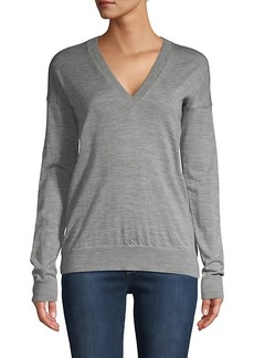 Zadig & Voltaire Embroidered Wool Sweater