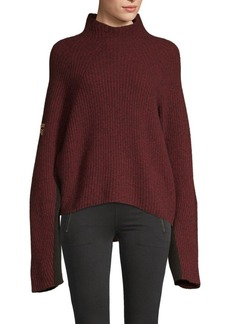 Zadig & Voltaire Lola Oversized Sweater