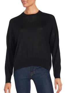 Zadig & Voltaire Markus Silk Blend Sweatshirt