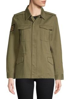 Zadig & Voltaire Military Zadig Cotton Jacket