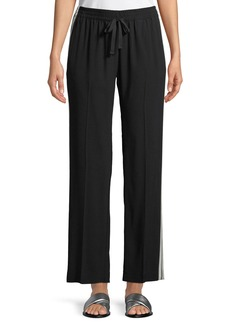 Zadig & Voltaire Poeme Side-Stripe Drawstring Sweatpants