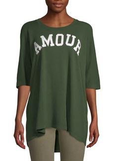 Zadig & Voltaire Portland Oversized Sweatshirt