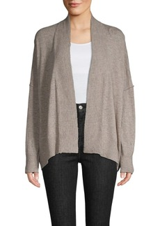 Zadig & Voltaire Ribbed Cashmere Cardigan