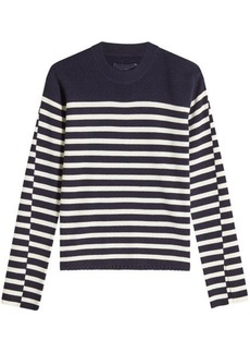 Zadig & Voltaire Striped Wool Pullover