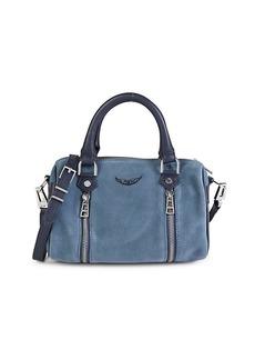 Zadig & Voltaire Sunny Suede Crossbody Bag