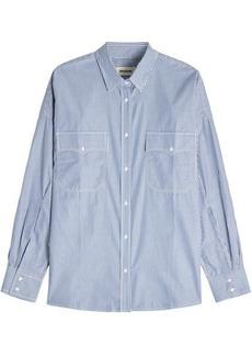 Zadig & Voltaire Tamara Striped Cotton Shirt
