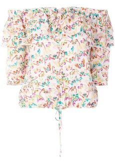 Zadig & Voltaire Tease Butterfly top