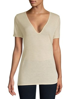 Zadig & Voltaire Tino Ribbed Tee