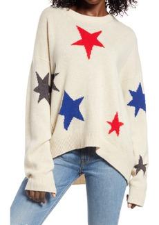 Women's Zadig & Voltaire Markus Cashmere Star Intarsia Sweater