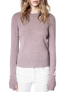 Women's Zadig & Voltaire Source Women's Recycled Cashmere Sweater