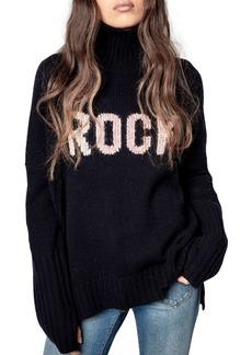 Zadig & Voltaire Alma Rock Merino Sweater