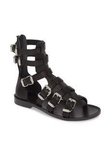 Zadig & Voltaire Capri Gladiator Buckle Sandal (Women)