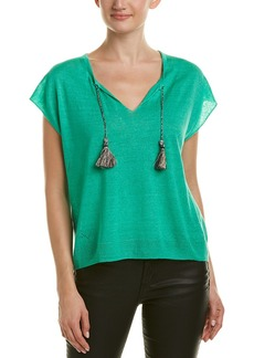 Zadig & Voltaire Card Linen & Silk-Blend Sweater