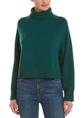 Zadig & Voltaire Cea Lurex Wool & Cashmere-Blend Sweater